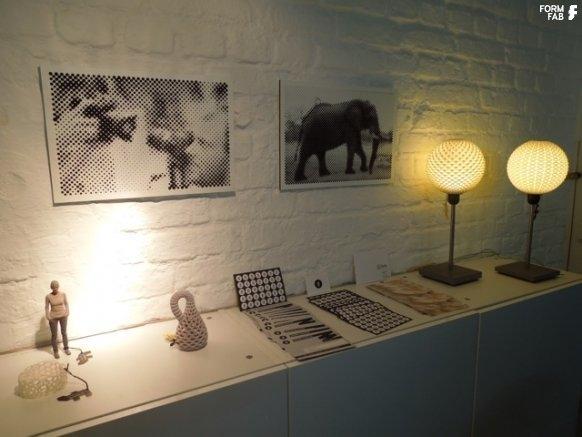 3D Prints by FORMFAB
